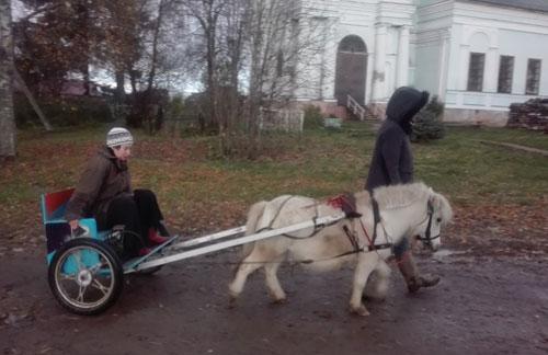 Прогулки по Давыдово